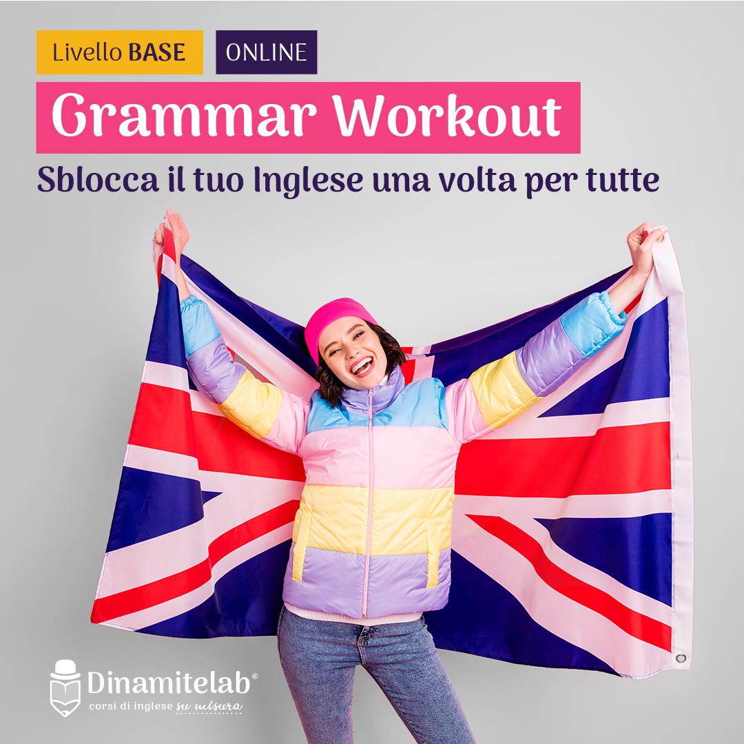 Corso Grammar Workout Base